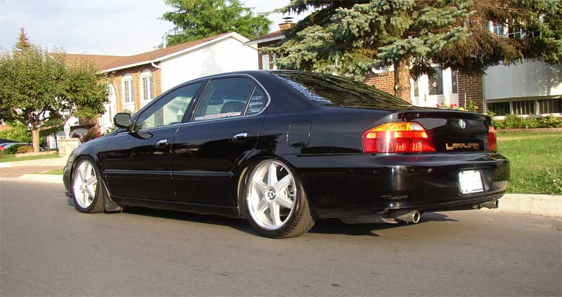 Requesting pictures of TL slammed without kit? - AcuraZine ...